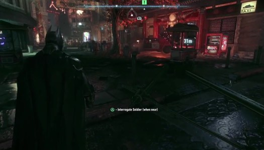 "Batman: Arkham Knight ""Officer Down"" trailer"