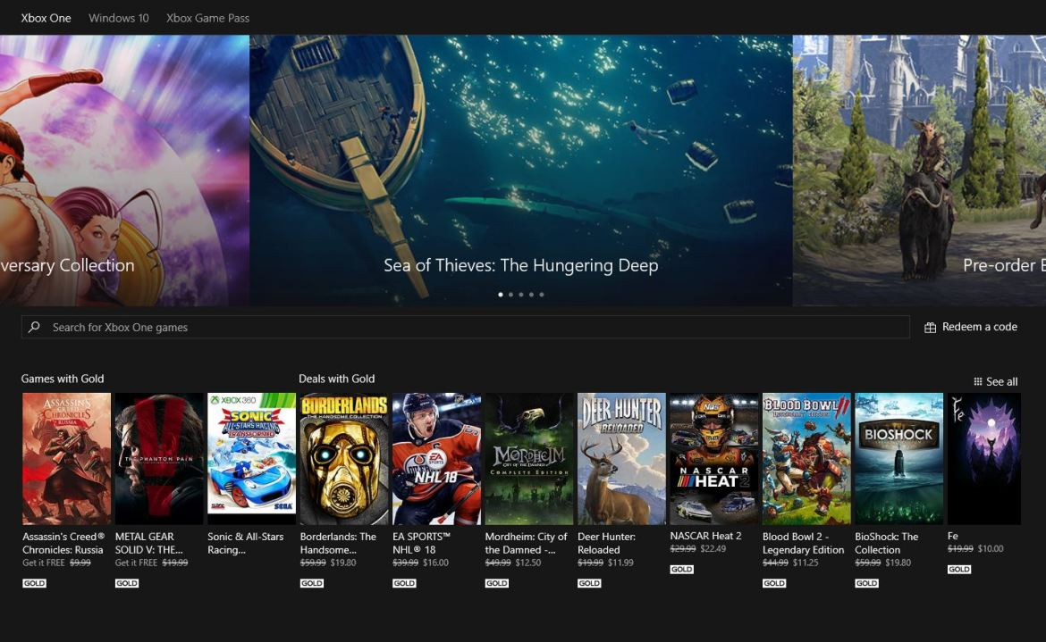 A Guide To Xbox One Games The En At The En Gaming Gadget