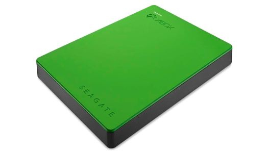 The Seagate Game Drive is Xbox's new USB hard drive