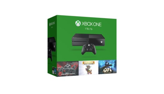 Rise of the Tomb Raider & more get Xbox One bundles