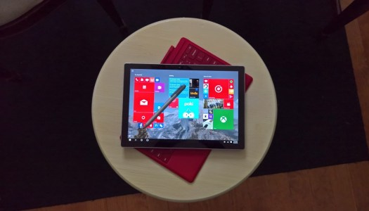 Microsoft Surface Pro 4 with Intel Core M3 review