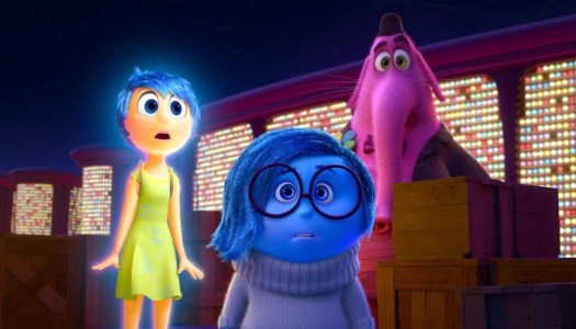 Saturday Night @ the Movies: 'Inside Out' review