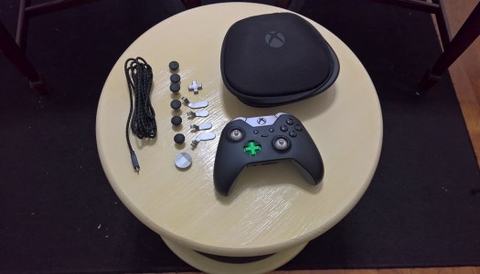 How I use the Xbox Elite Controller