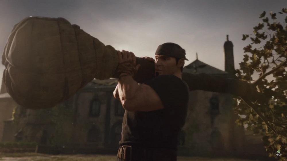 Gears of War 4 Tomorrow Trailer