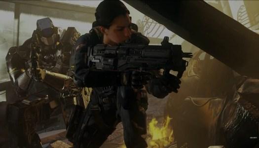 Tonight on Xbox Live: Call of Duty Infinite Warfare beta