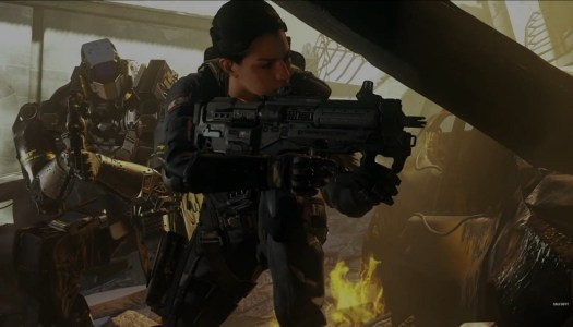'Call of Duty: Infinite Warfare' reveal trailer