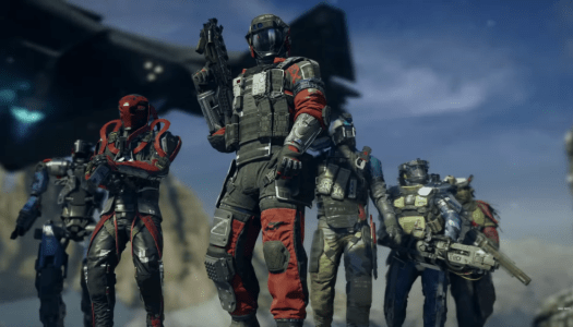 'Call of Duty: Infinite Warfare' multiplayer debut trailer