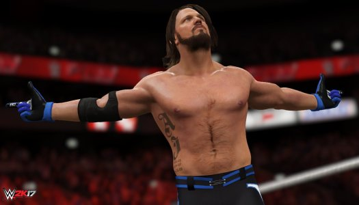 Tonight on Xbox Live: Rejoice for Free Play Days is back with 'WWE 2K17'