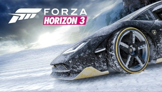 'Forza Horizon 3' Blizzard Mountain Expansion arrives in Early December