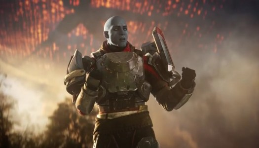 'Destiny 2' worldwide reveal trailer
