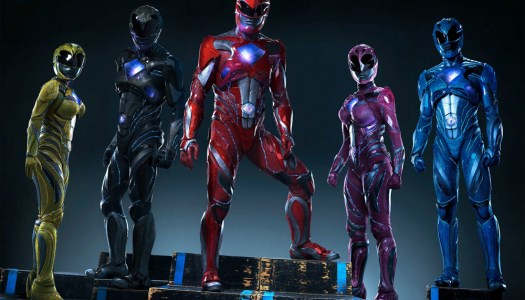 Saturday Night @ the Movies: The 'Power Rangers' movie is flames