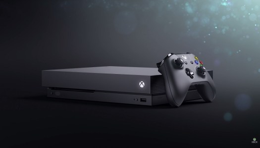 Introducing Xbox One X