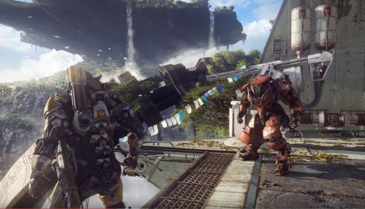 Anthem E3 2018 gameplay
