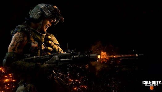 In Call of Duty Black Ops 4, The Story is No More