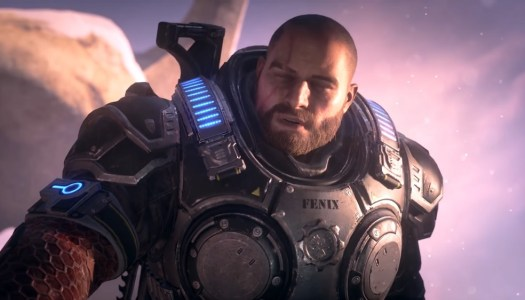 Gears 5 trailer from E3 2018