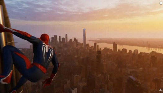 Marvel's Spider-Man PS4 launch trailer