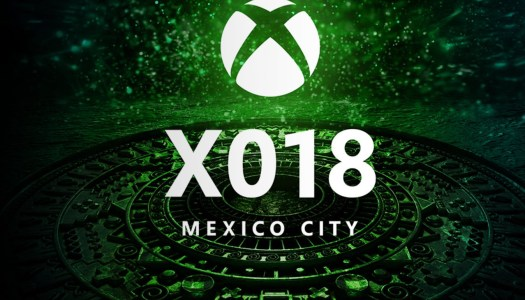 Today on Xbox Live: Watch X018 for game reveals and more