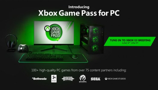 Done with Talking, Microsoft Introduces Xbox Game Pass for PC