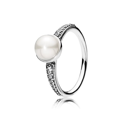 Pandora Jewelry Elegant Beauty Ring