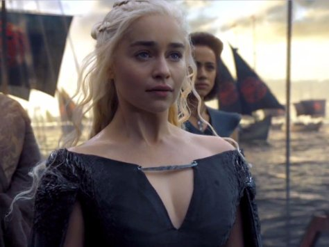 "$1,100,000 — Emilia Clarke, ""Game of Thrones"" (HBO)"