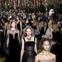 It happened at Haute Couture Fashion Week
