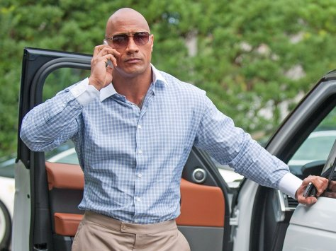 "$450,000 – Dwayne Johnson, ""Ballers"" (HBO)"