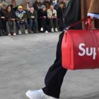 Louis Vuitton x Supreme Collaboration Fall 2017