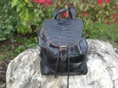 CROCODILE BACK PACK 1