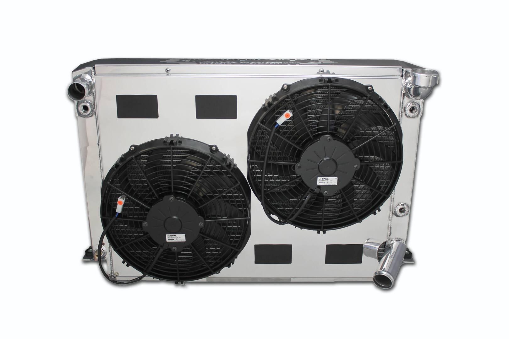 Imperial Electric Fan Relay Wiring Diagram Electric Fan Conversion