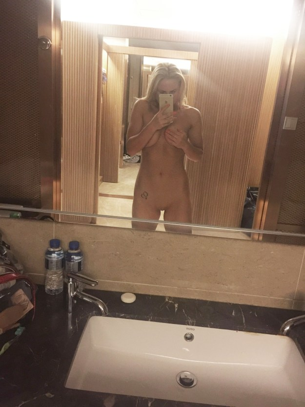 Carly Booth nude photos leaked The Fappening 2017