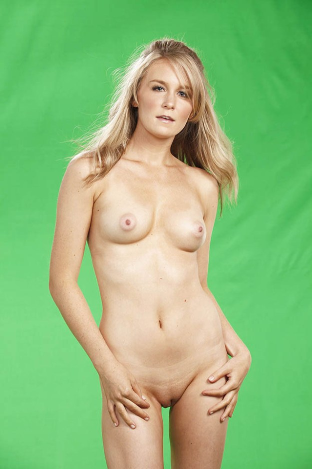 Malorie Mackey nude for Playboy