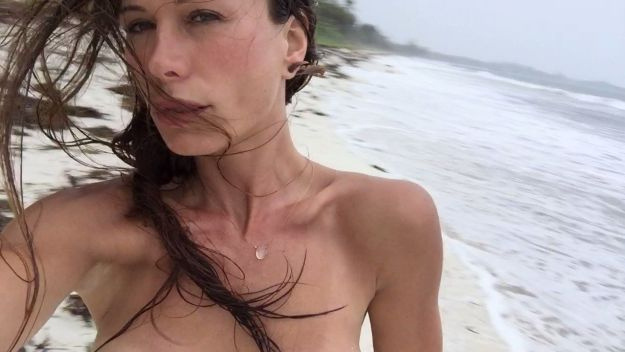 Rhona Mitra Nude Leaked The Fappening
