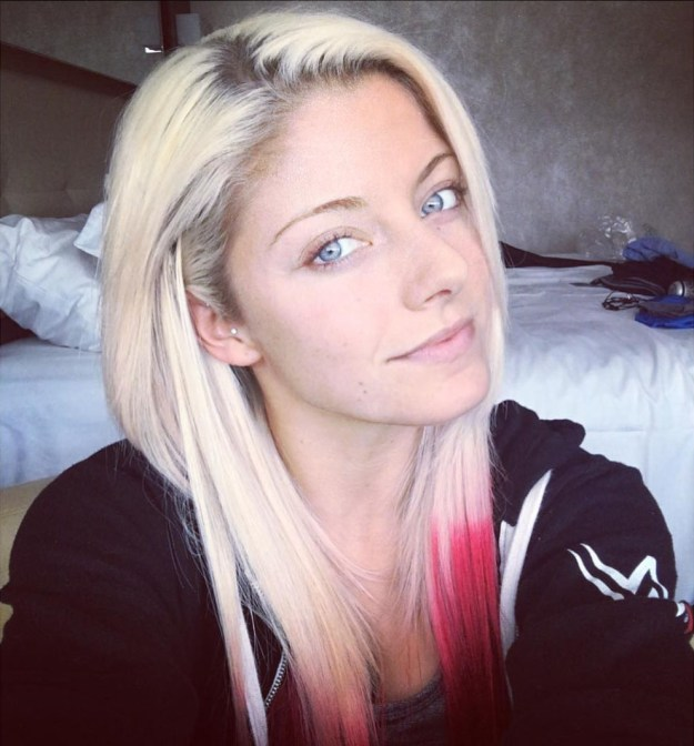 WWE Alexa Bliss leaked nude and fucking photos The Fappening 2017