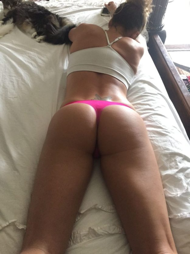 Amber Nichole Miller Leaked Nude Photos