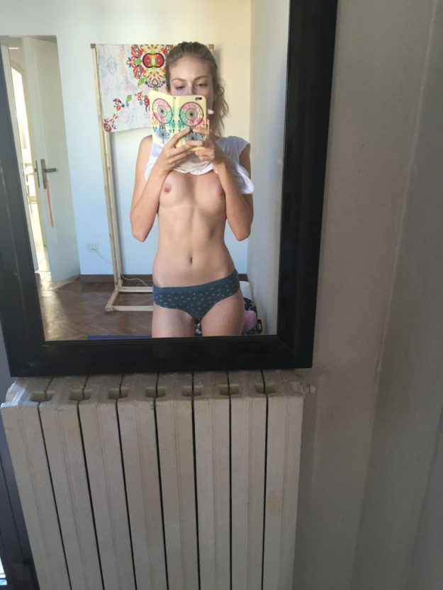Wilhelmina Models Chanel Christian Gray nude private photos leaked