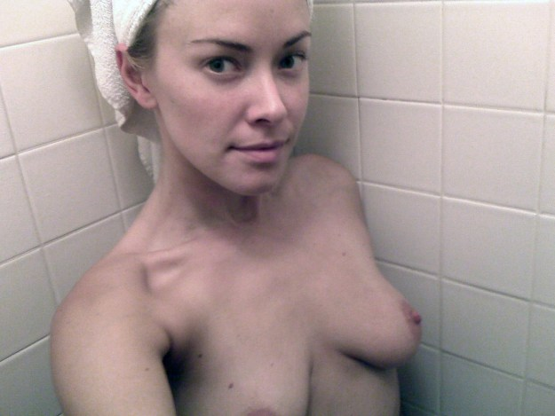 Actress Kristanna Loken nude photos leaked The Fappening