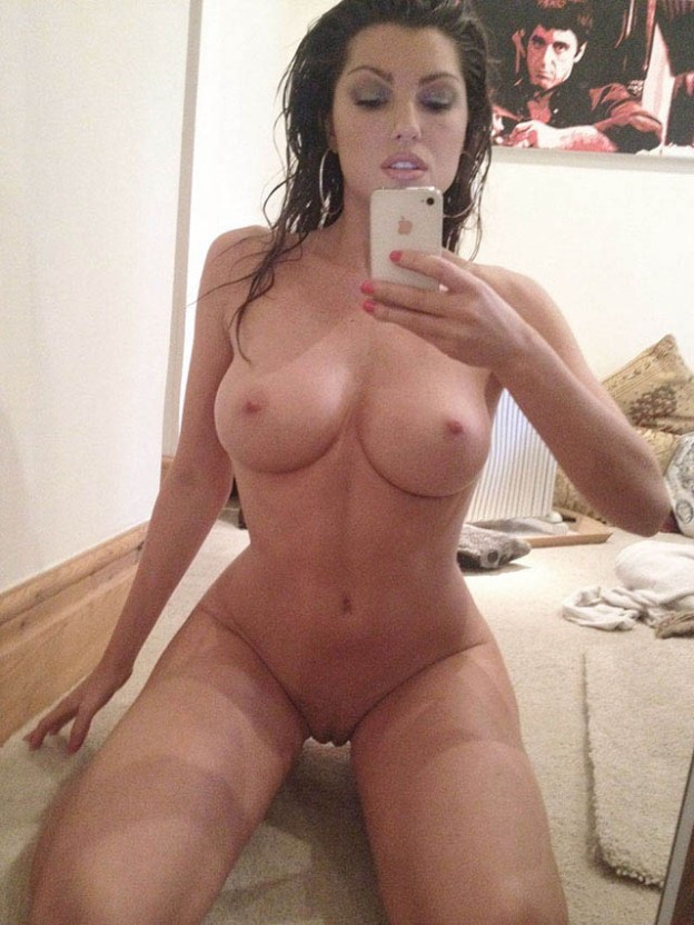 Louise Cliffe naked