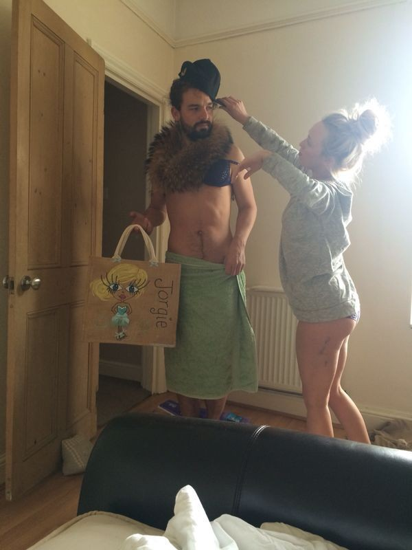 Hollyoaks Star Jorgie Porter Nude Leaked iCloud Photos and Video The Fappening 2018