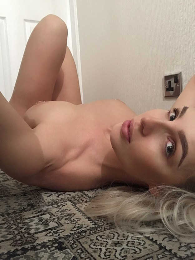 Lissy Cunningham nude private photos leaked from iCloud