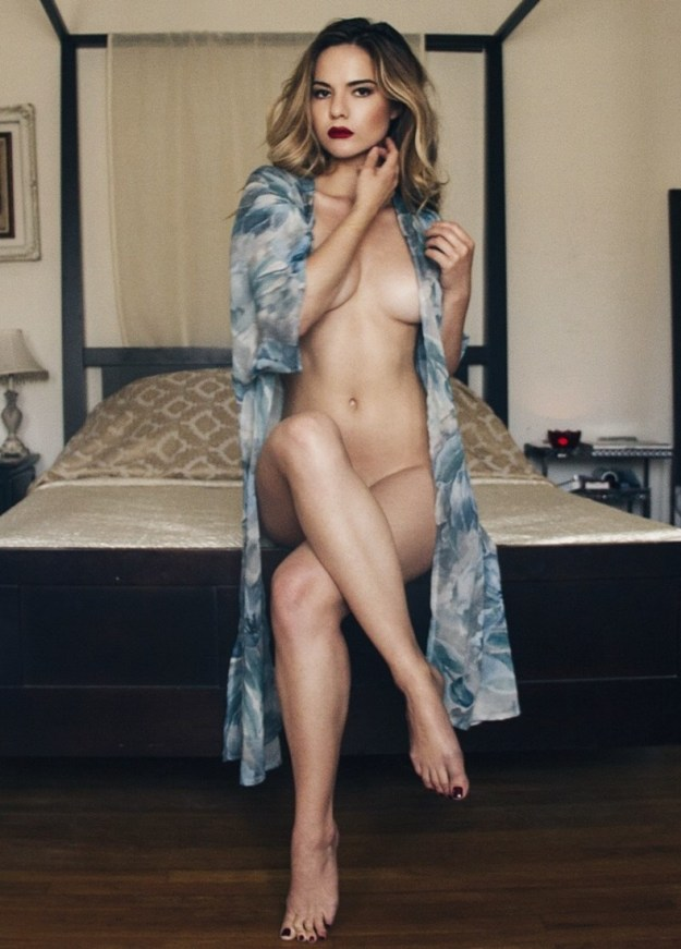 Kaili Thorne Nude Photos and Videos Leaked the Fappening