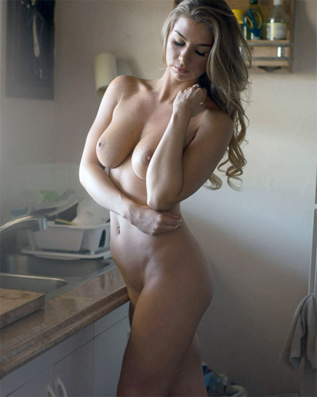 Fitness Model Lindsey Lamson Nude Photo Shoot The Fappening