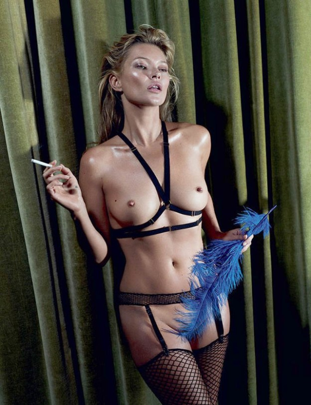 Kate Moss nude photo shoot for Playboy The Fappening