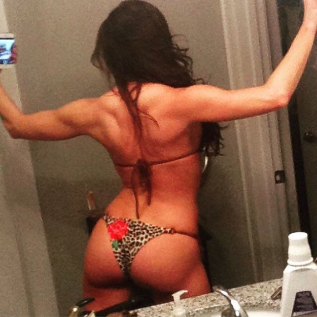 TNA Rebel Tanea Brooks Nude Photos Leaked The Fappening 2018