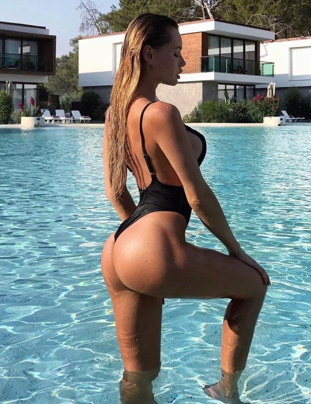 Model Olya Abramovich nude photos leaked The Fappening 2019