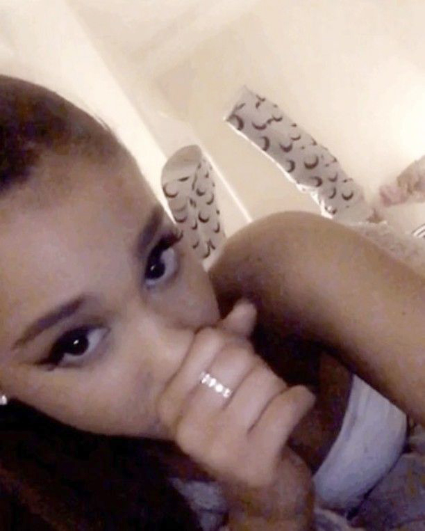 Ariana Grande nude photos leaked from SnapChat The Fappening 2019