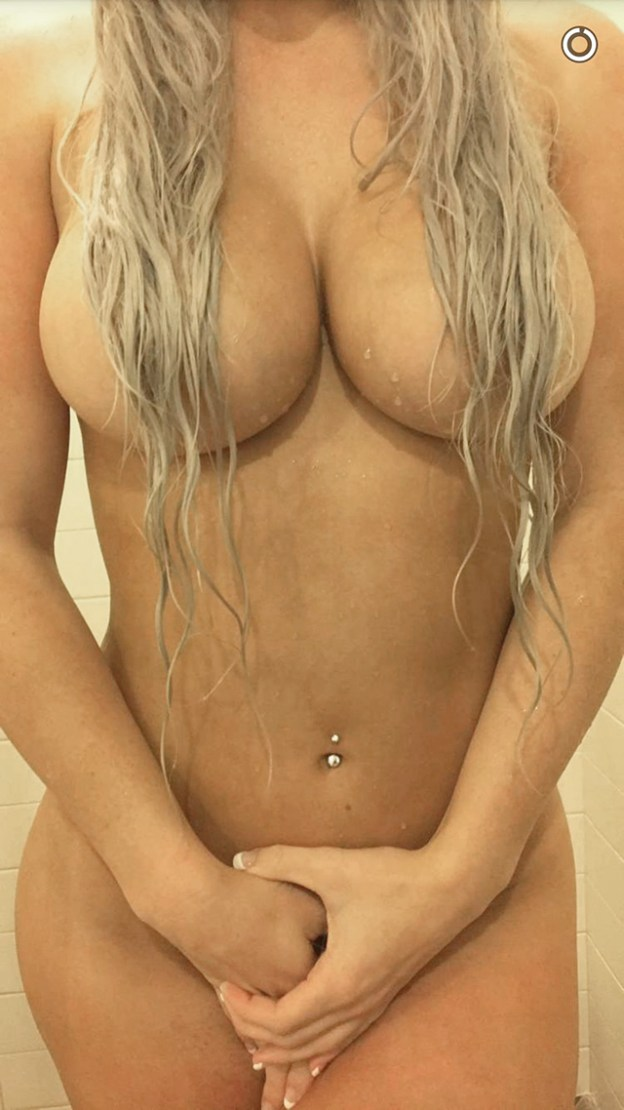 Laci Kay Somers nude video leaked from SnapChat