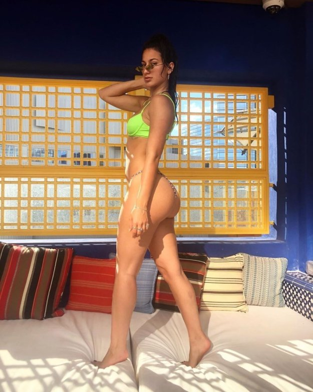 Lexy Panterra nude photos leaked The Fappening 2020