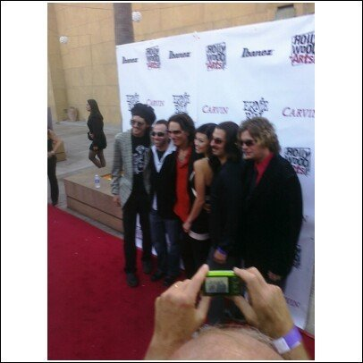 Red Carpet – Egyptian Theater – Hollywood