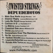 panel iv twisted strings