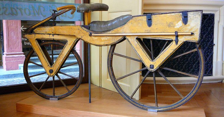 When Was The First Bike Ever Made?